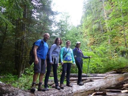 Hiking meetup