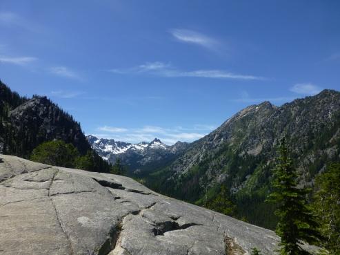 Colchuck Lake Trail