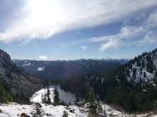 View of Lake Valhalla