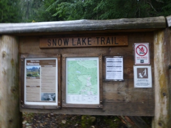 Snow Lake Trail, Snoqualmie