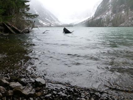 Goat Lake - November