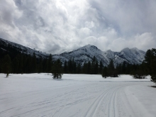 XC Ski in Leavenworth