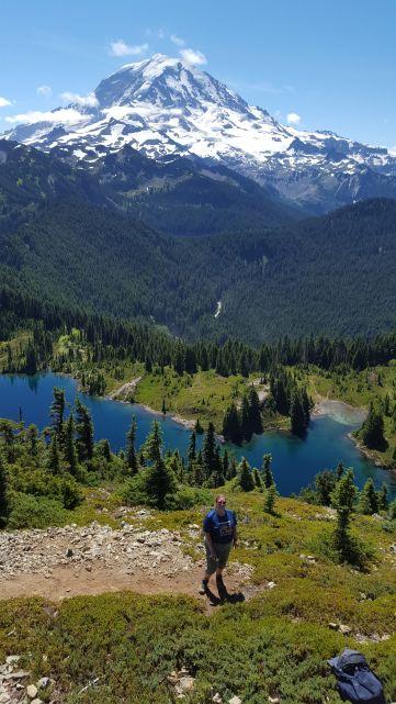 Tolmie Peak Trail