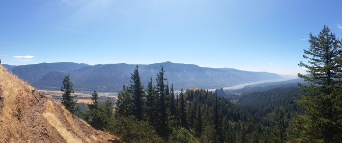 Panorama of the Gorge