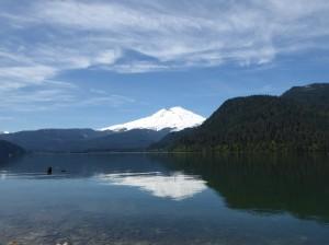 East Bank Baker Lake