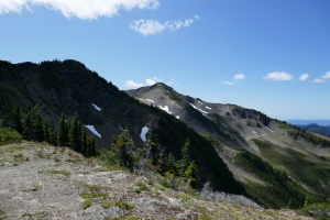 Skyline Divide Trail