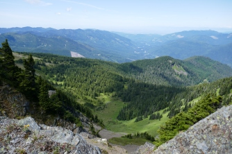 Skyline Divide Trail
